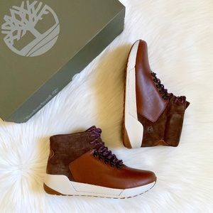 Timberland Kiri Up Waterproof Hiking Sneaker Boots